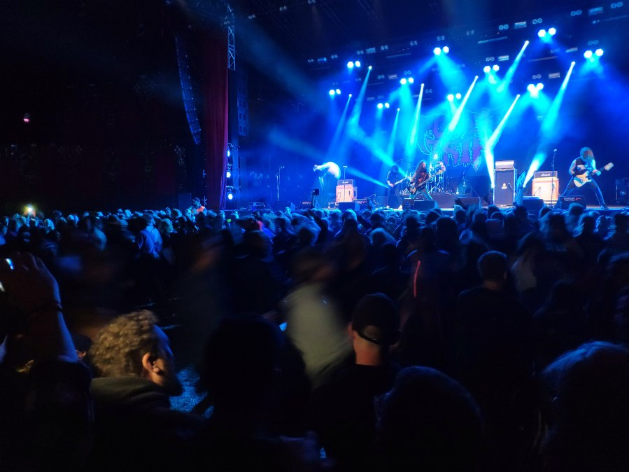 Death Trip at Roskilde 19